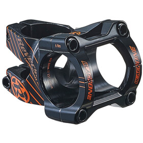 Reverse Black One Enduro Potencia Ø31,8mm, black/fox orange